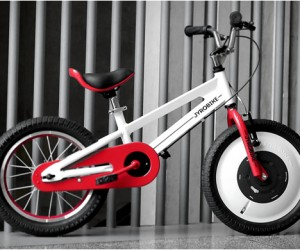 Jyrobike | The Auto Balance Bicycle