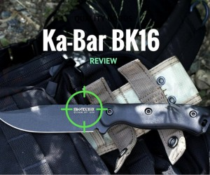 Ka-Bar Becker BK16 Short Drop Point Knife Review