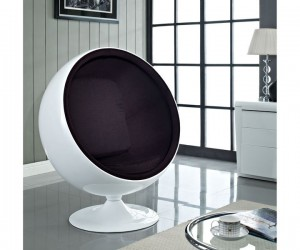 Kaddur Lounge Chair: Relax In A Pod