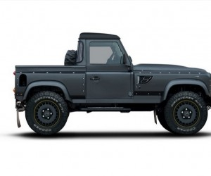 Kahn introduces Flying Huntsman 105 Defender Pickup