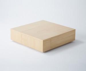 Kai Table by Naoki Hirakoso and Takamitsu Kitahara