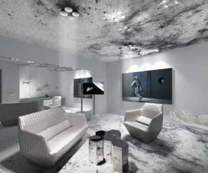 Kameha Grand ZrichHotels Space Suite