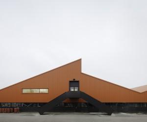 Kantoor Koninklijke Tichelaar by Monadnock