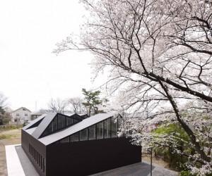 Karate-Dojo by KINO Architects