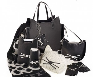 Karl Lagerfeld Choupette Capsule Collection