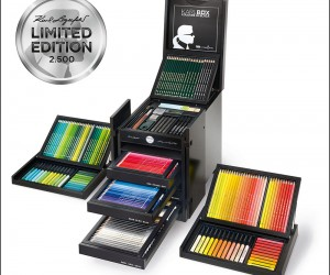 Karl Lagerfeld X Faber Castell Launch The KARLBOX