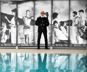Karl Lagerfelds ODYSSEY For The Hotel Metropole