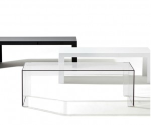 Kartell: Invisible Table