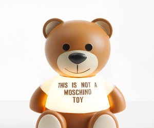 Kartell x Moschino Toy Teddy Bear Lamp