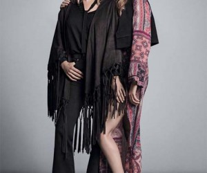 Kate Moss  Cara Delevingne Team Up For Mango