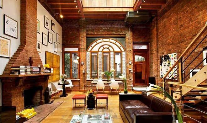 Kate Moss And Johnny Depps Old NYC Apartment On Market