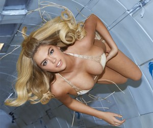Kate Upton In Zero Gravity Photos by James Macari