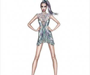 Katy Perry Unveils Prismatic World Tour Costumes by Roberto Cavalli