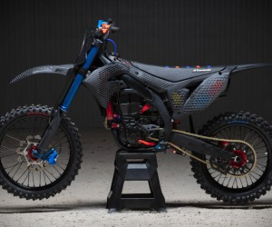 Kawasaki KXF450 3D Core