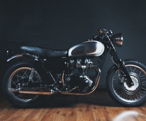 Kawasaki W650 By Motovida Motorcycle Garage