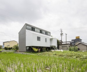 Kawate House by Keitaro Muto Architects