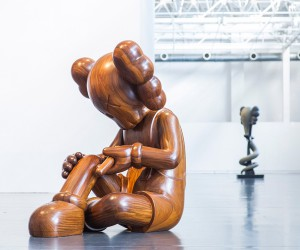 KAWs Shanghai Exhibition