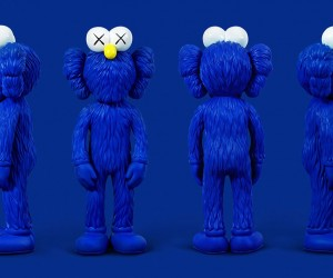 KAWS Unveils BFF Sculpture and Merchandise