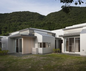 Kaze No Machi Miyabira by Susumu UnoCAn  Met Architects