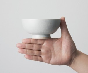 Keita Suzuki designs the Perfect Rice Bowl