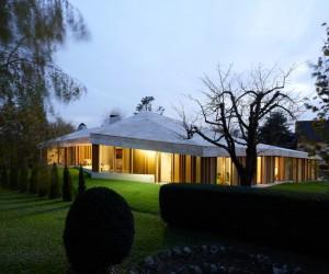 KEL House in Commugny by bunq architectes