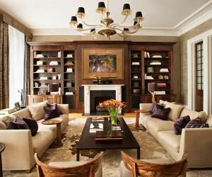 Kensington Mansion Flat by Rene Dekker Design