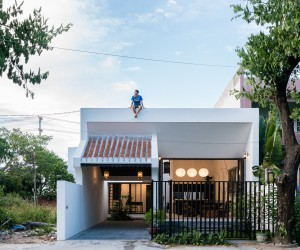 Khanh House designed by 6717 Studio
