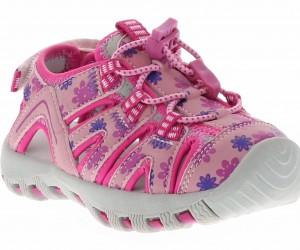 Khombu Toddler Girls Tarpon Water Sandal