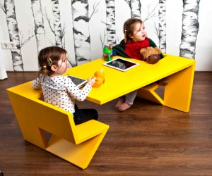 Kids Table by Thomas Laurens