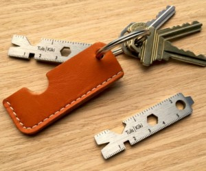 Kiki: Toolbox Meets Key ring