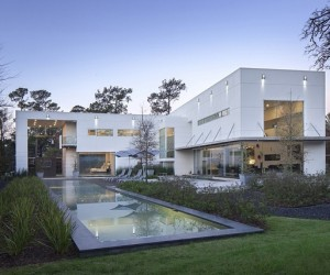 King Residence in Houston by MC2 Architects