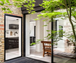 Kirkwood McCarthy refurbishes a Victorian house in London