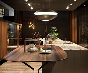 Kitchen Design by Massimo Castagna