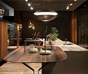 Kitchen Design by Massimo Castagna