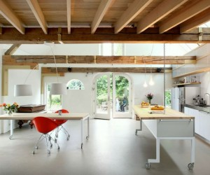 14 Kitchen Islands On Casters