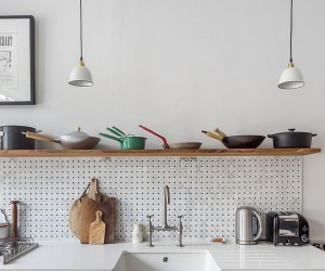 Kitchen Pegboard Ideas: Transforming Storage Options and Saving-Space