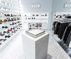 KITH Womens Store in Soho by Snarkitecture