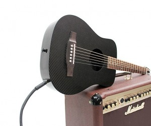 KLS Introduces Carbon Fiber Travel Electro-Acoustic Guitar