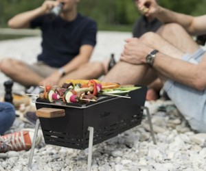 Knister: Portable Summer Grill