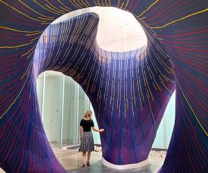KnitCandela  Zaha Hadid Architects