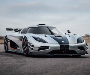 Koenigsegg smashes its own 0-300-0 kmh record