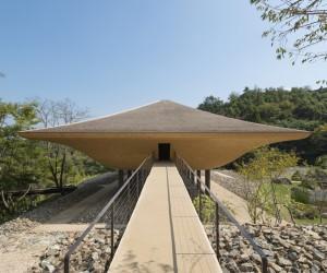 Kohtei Art Pavilion in Fukuyama