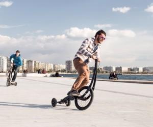 Kolelinia Introduces Halfbike II