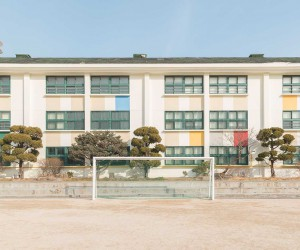 Korean Schooling: Creative Architecture Photography by Andrs Gallardo Albajar