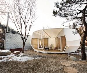Korean Tents by ArchiWorkshop