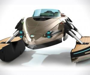 Kormaran Concept Boat