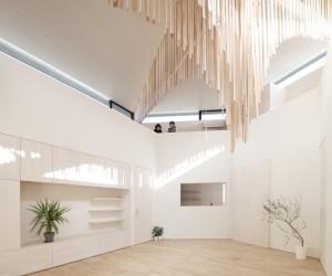Koro House by Katsutoshi Sasaki  Associates