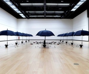 Kouichi Okamotos Re-Rain Installation