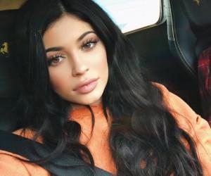 Kylie Jenner on Snapchat