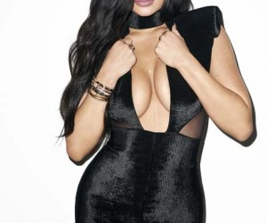 Kylie Jenner Works It for Galore Magazine